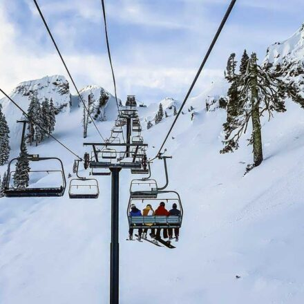 Largest Ski Resorts in the US
