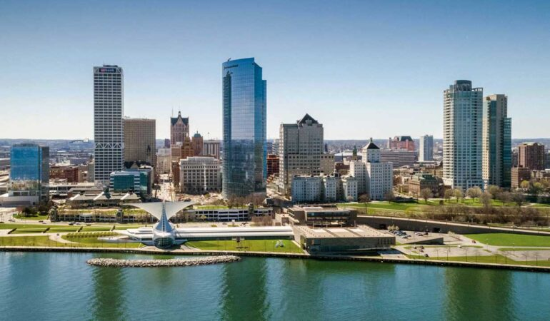 Most Populated Cities in Wisconsin