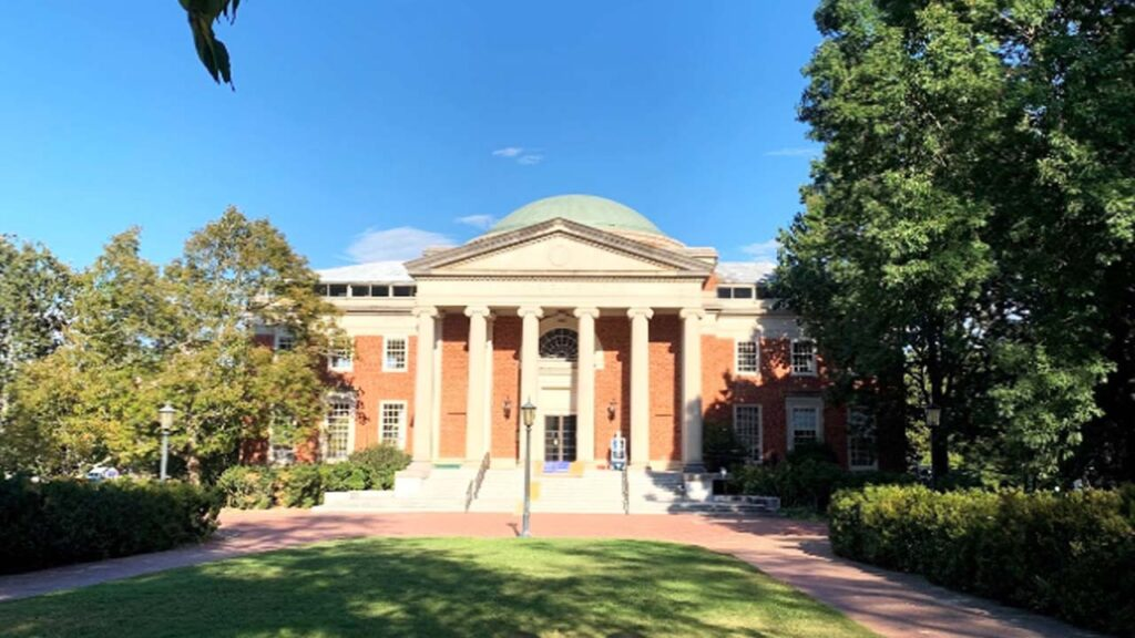 University of North Carolin - Chapel Hill