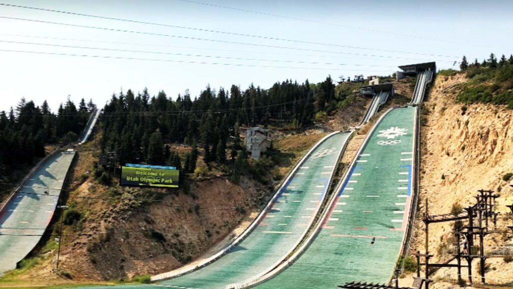 Extreme Zip-line: Utah Olympic Park