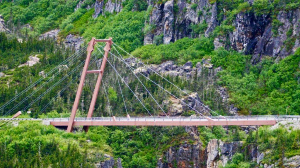 Cape William Moore Bridge