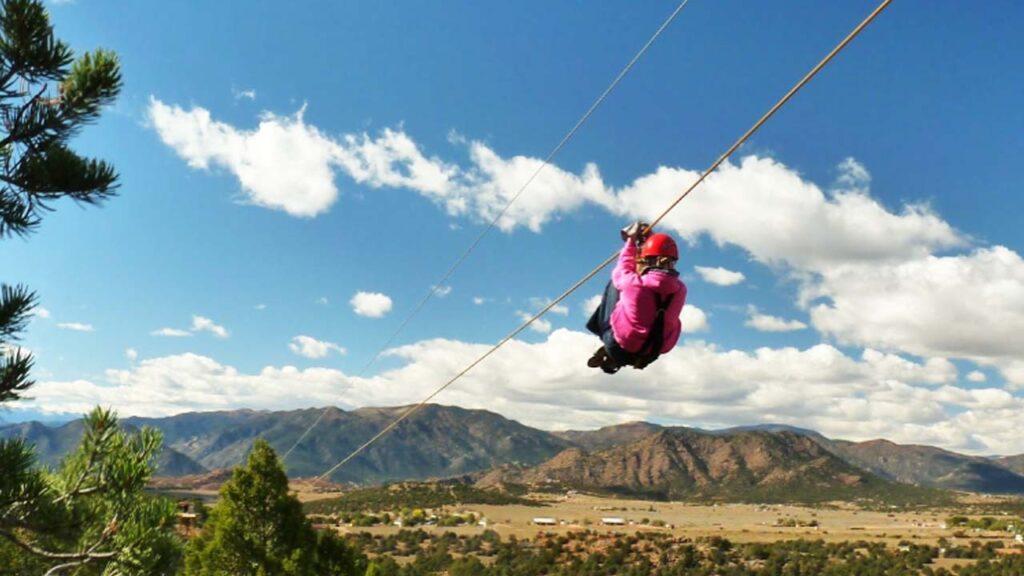 Royal Gorge Zip-Line Tours: Colorado