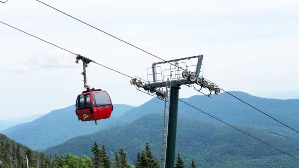 Stowe Mountain ZipTour