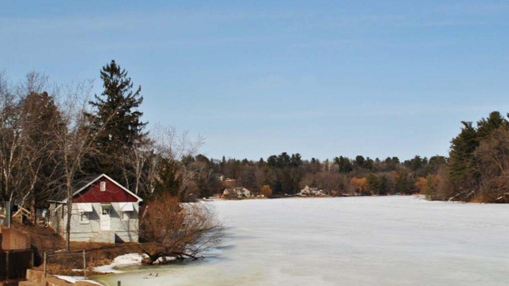 Mary of Elk Lake Dam