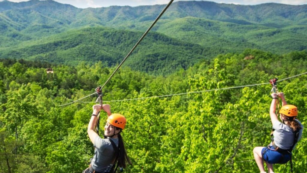 Climb Works Zipline and Canopy Tours