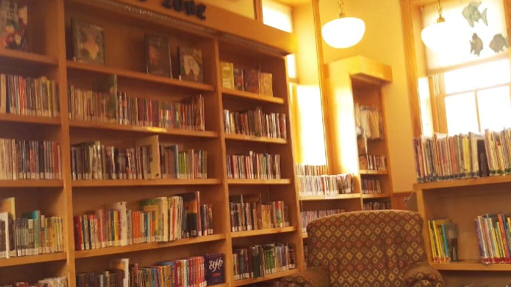 Old Rock Community Library