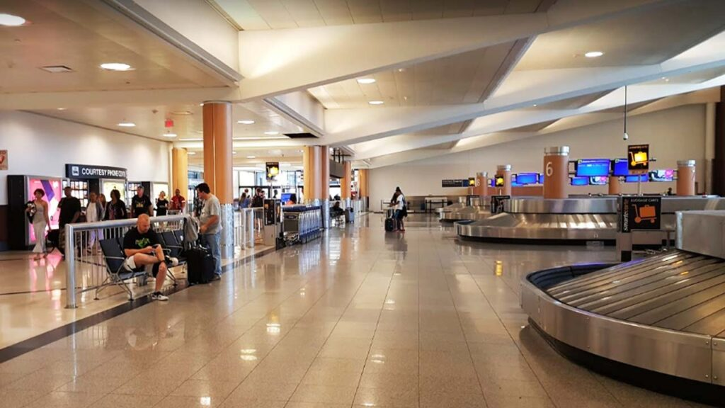 Hartsfield-Jackson Atlanta International Airport is one of the busiest airports in the US