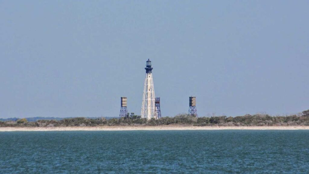 Cape Charles Lighthouse in Virginia