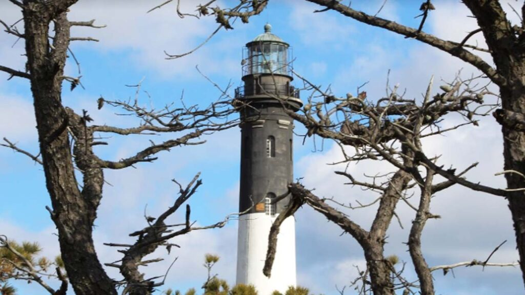 Fire Island Lighthouse in New York