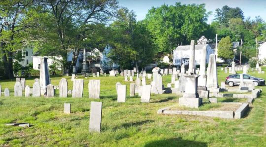 Oldest Cemeteries in the US