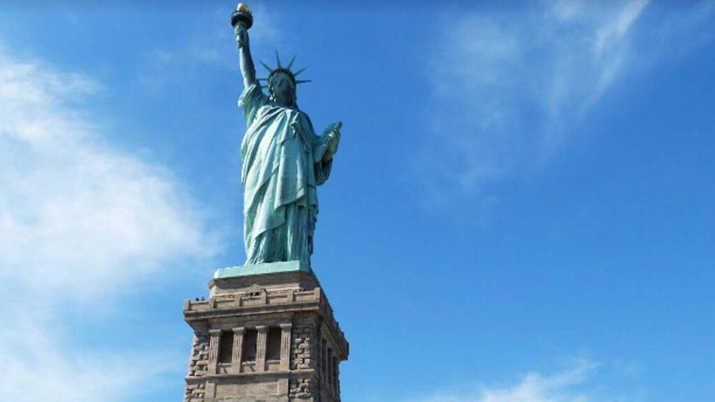 Statue Of Liberty: New York