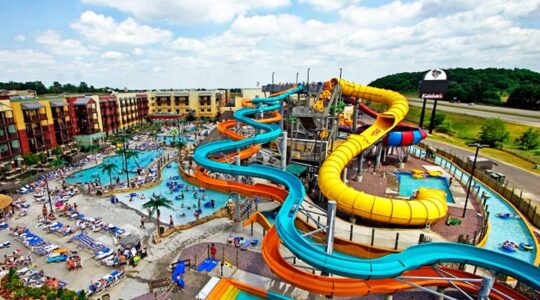 Largest Indoor Water Park in the US