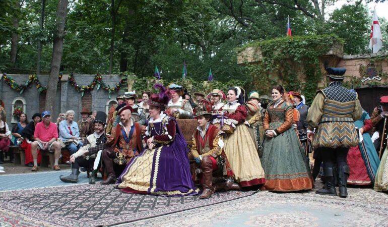 Best Renaissance Festivals in the US