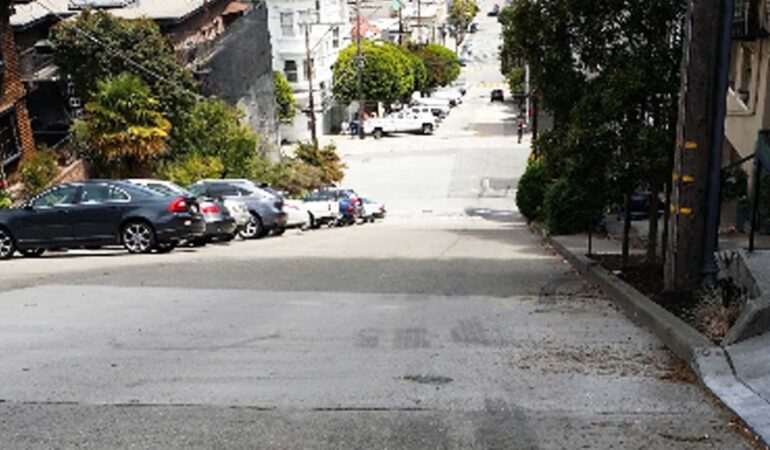 Steepest Roads in the US
