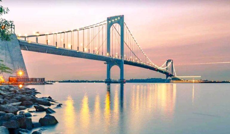 Longest Suspension Bridges in the US