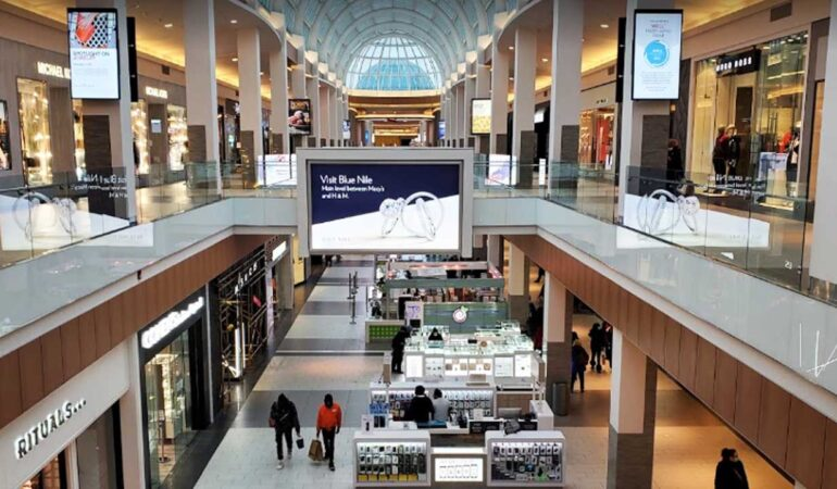 Largest Shopping Malls in the US