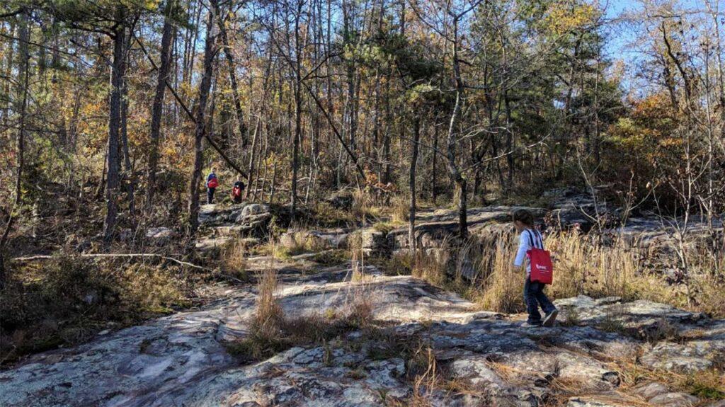 Moss Rock Preserve Trail