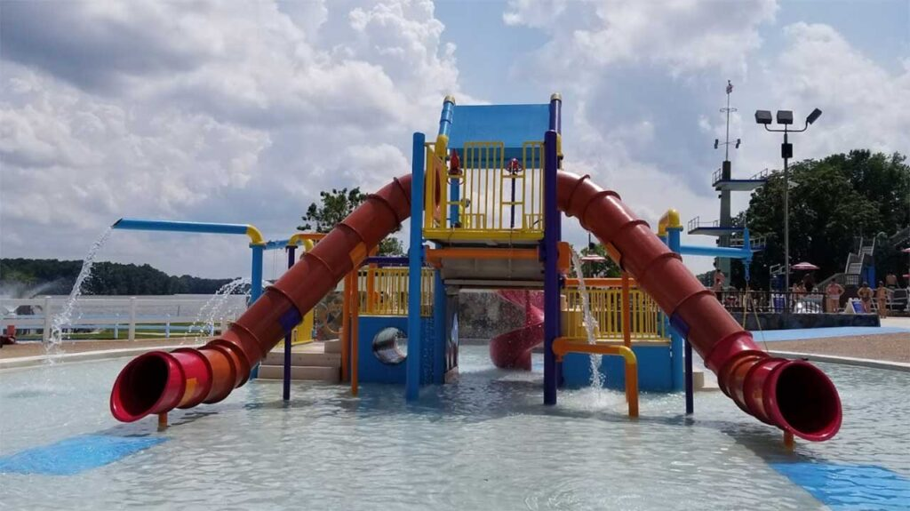 Point Mallard Park is one of the Best Water Parks in Alabama