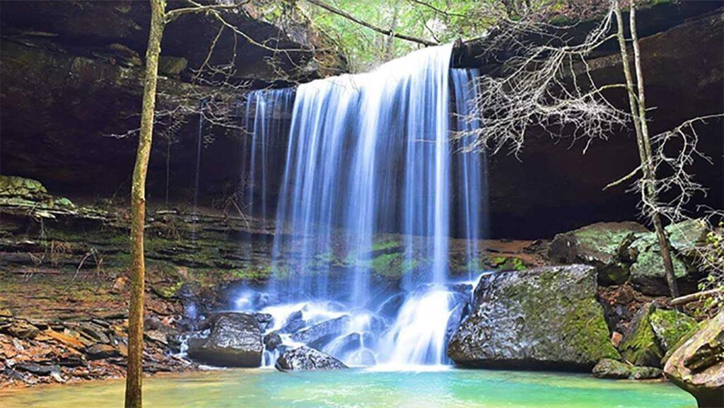 Sougahoagdee Falls