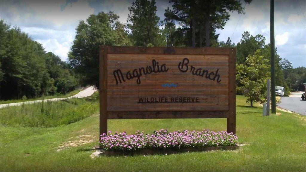 Magnolia Branch Wildlife Reserve, Atmore