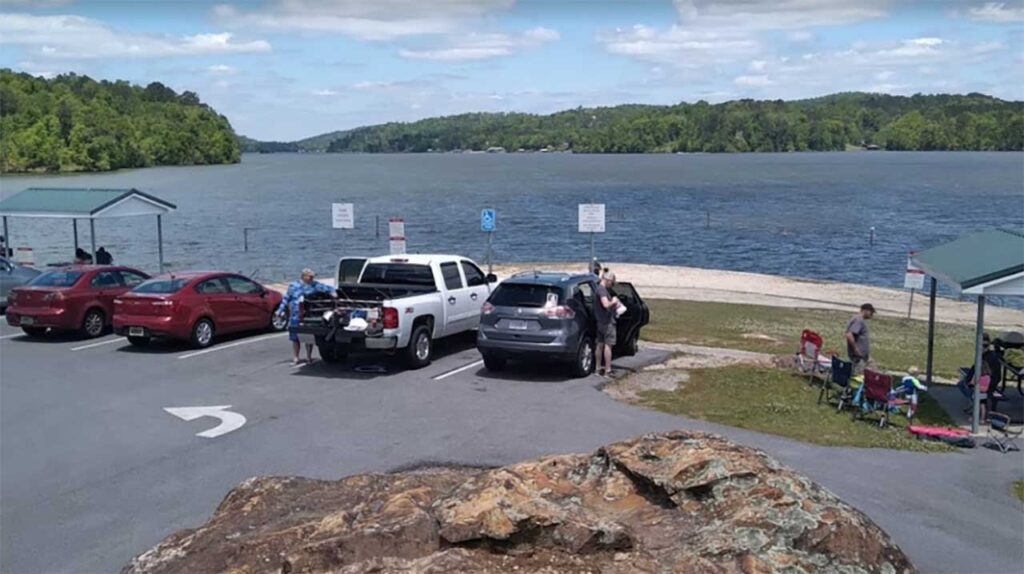 Logan Martin Lake