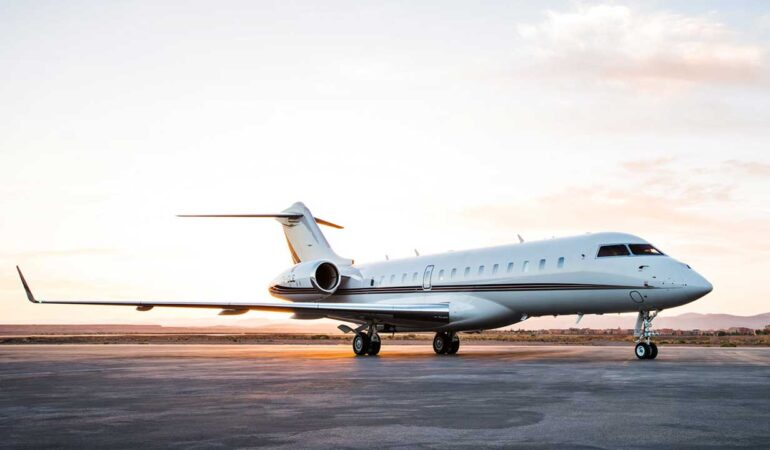 Private Jet Companies in the US