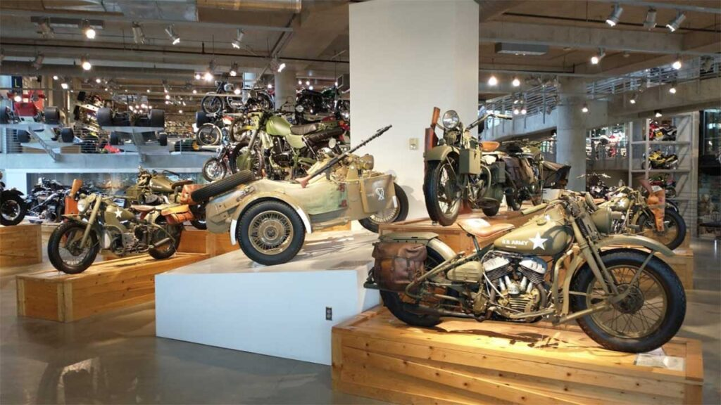 Barber Vintage Motorsports Museum is one of the Best Museums in Alabama