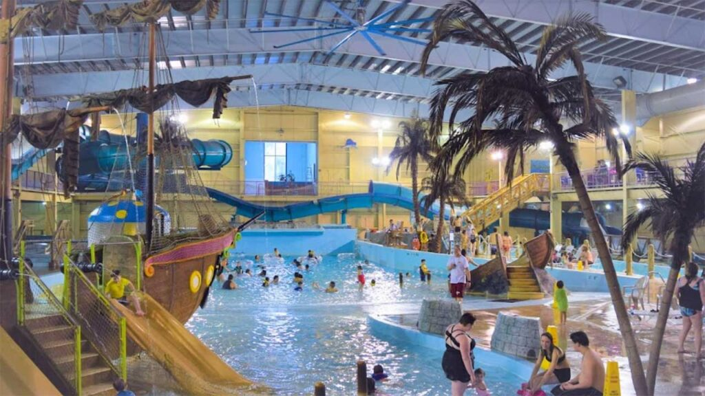 H2Oasis Indoor Waterpark is one of the top  Amusement Parks in Alaska
