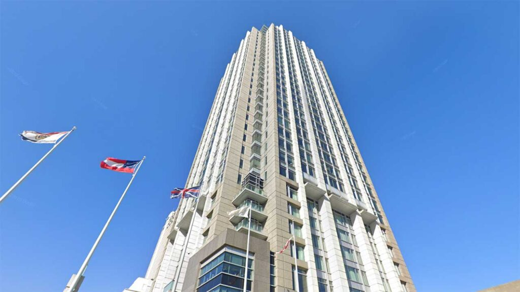 RSA Battle House Tower is the Tallest Building in Alabama