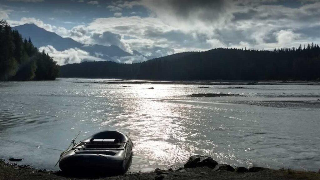 Alaska Chilkat Bald Eagle Preserve
