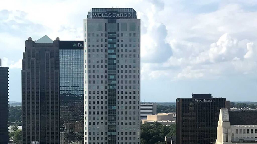 Shipt Tower is one of the Tallest Buildings in Alabama