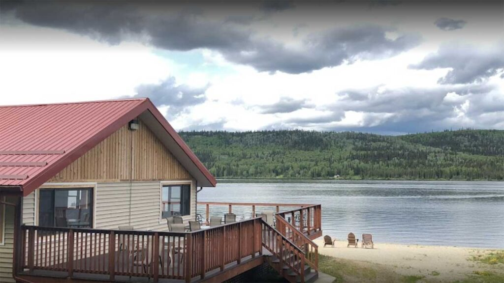 Birch Lake State Recreation Site