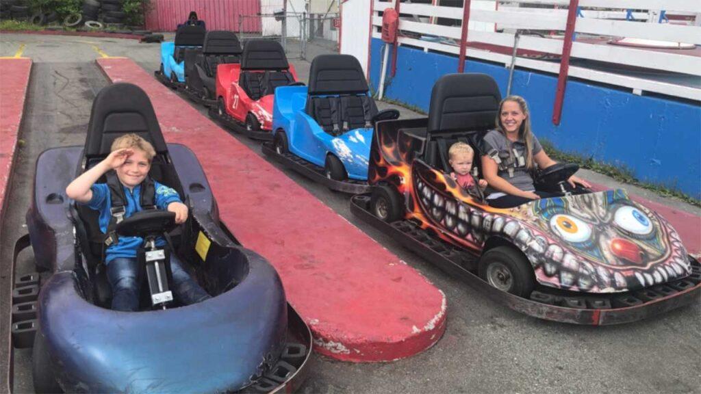 Roadrunner Amusement Park