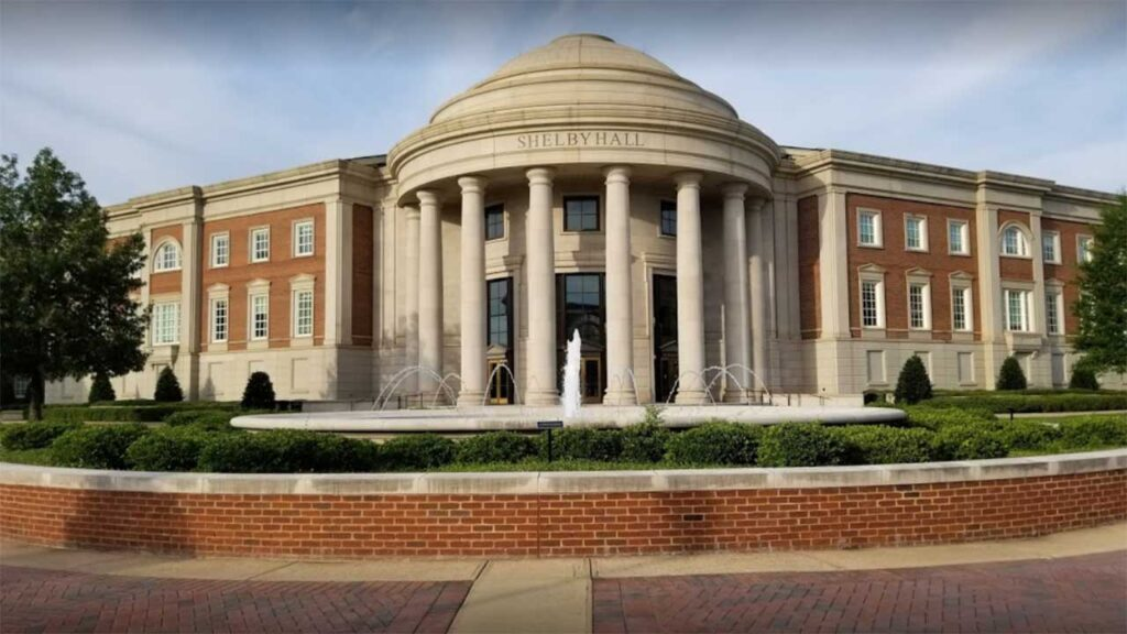 The University of Alabama is one of the top criminal justice schools in Alabama