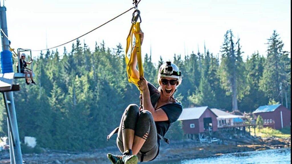 Rainforest Ropes & Zipline
