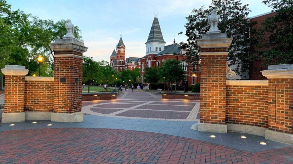 Auburn University is one of the top psychology schools in Alabama