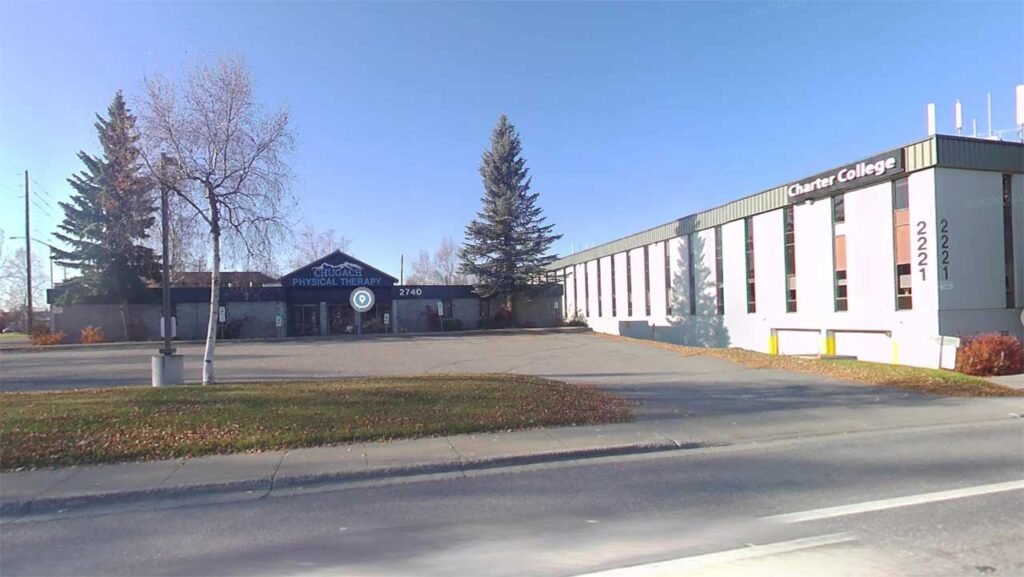 Charter College, Anchorage