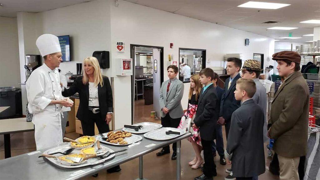 Arizona Culinary Institute is one of the best culinary schools in Arizona