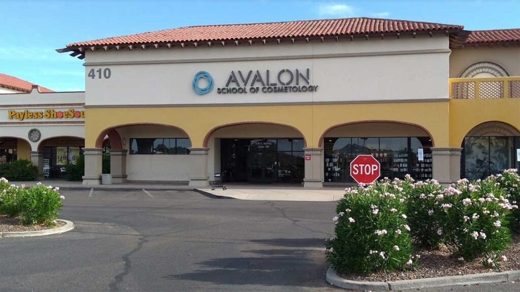 Avalon School of Cosmetology is one of the most popular cosmetology schools in Arizona
