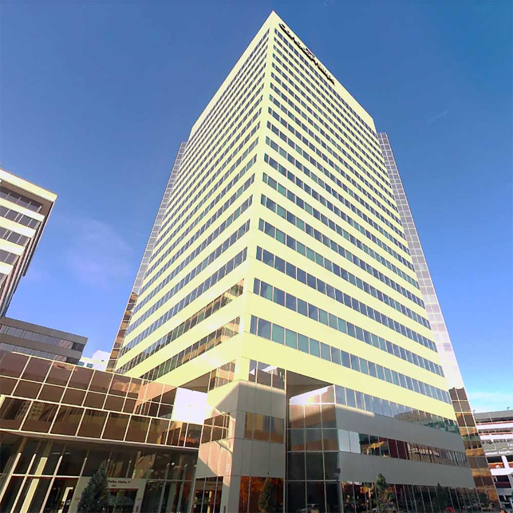 Conoco-Phillips Building is one of the tallest buildings in Alaska