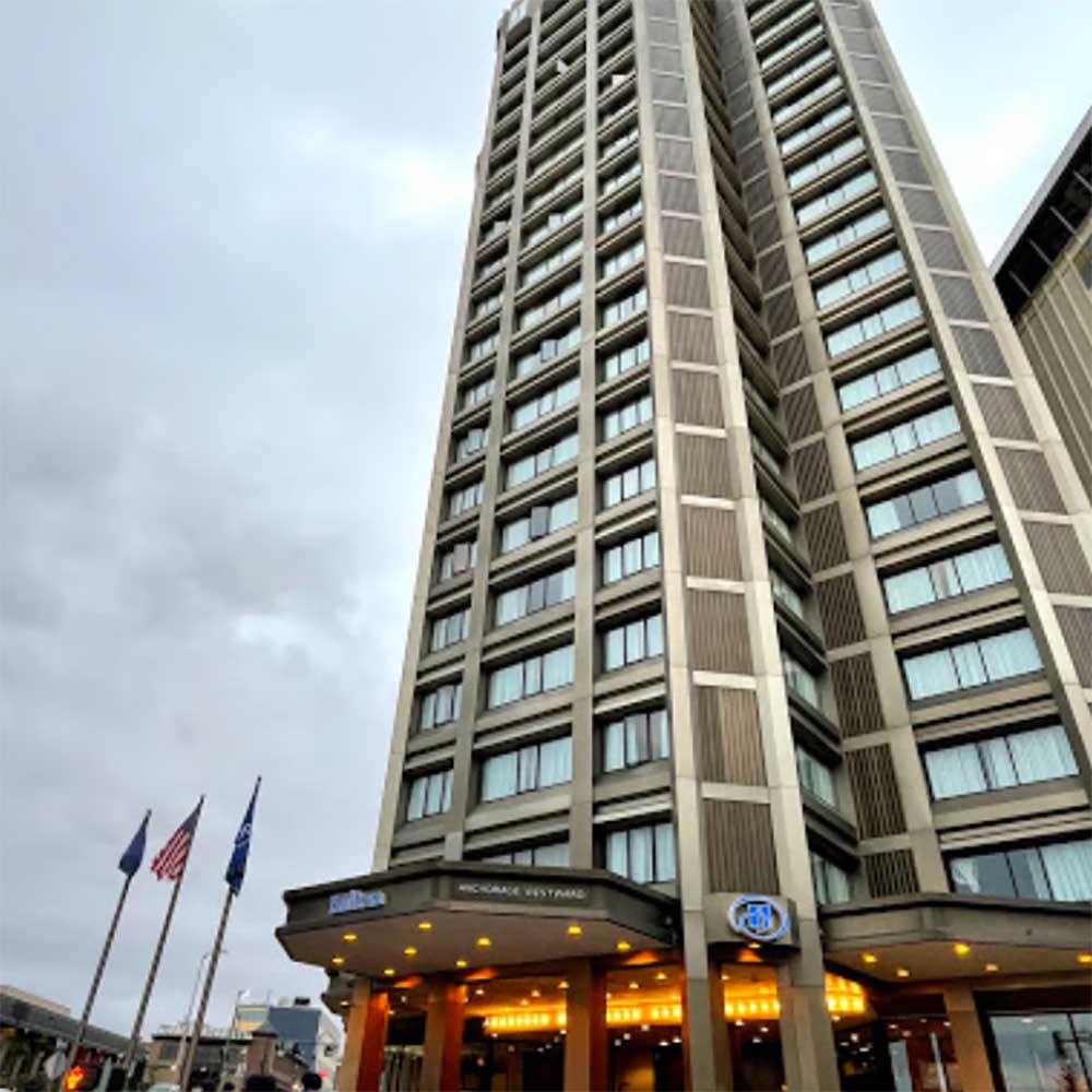 Hilton Anchorage East Tower