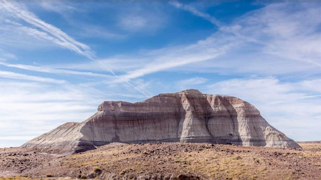 Petrified Forest is one of the best national parks in Arizona