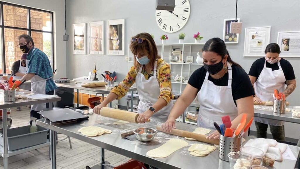 L'Academic Baking and Cooking School