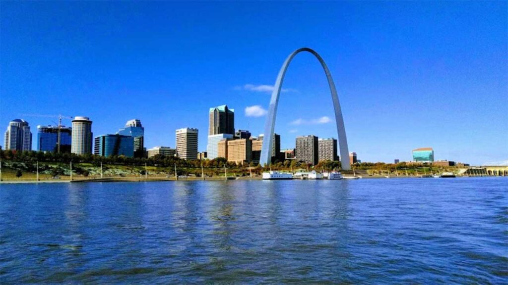 St. Louis is one of the top cities with highest Crime Rate in the US