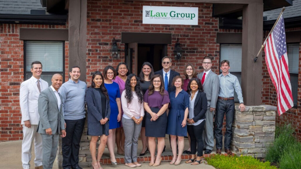 The Law Group of Northwest Arkansas LLP