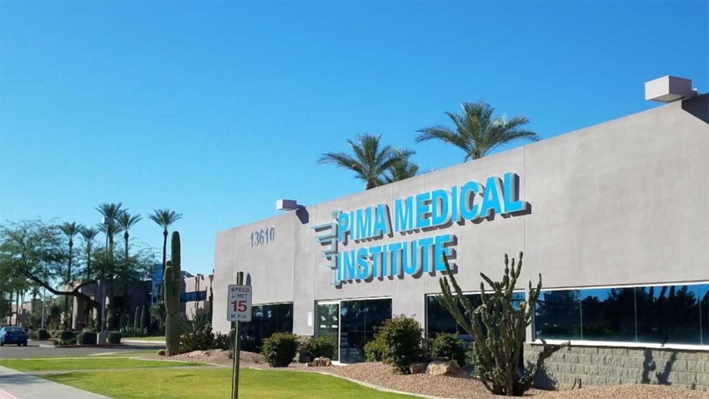 Pima Medical Institute is one of the best nursing schools in Arizona