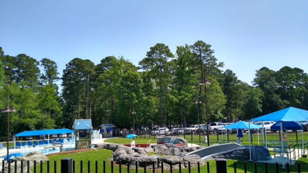 Crater of Diamonds State Park is one of the popular campgrounds in Arkansas