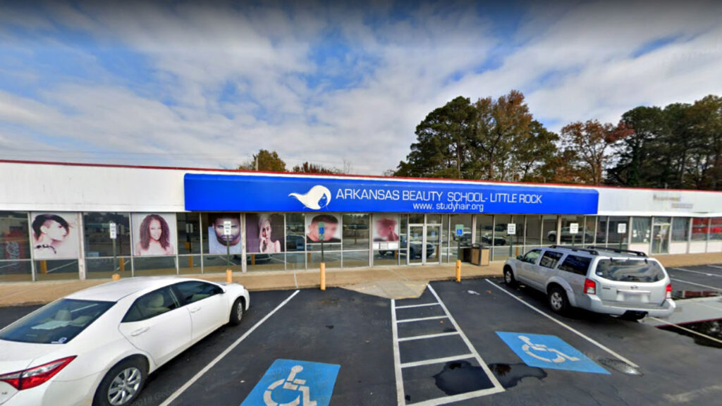 Arkansas Beauty School