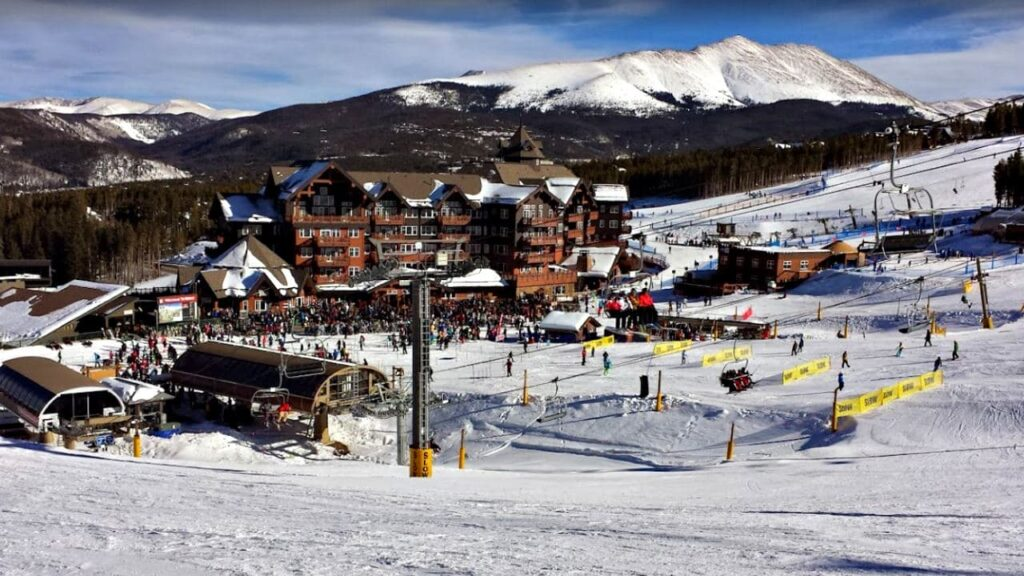 Breckenridge is one of the best ski resorts in Colorado