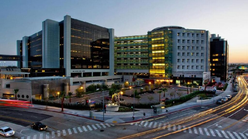 Cedars-Sinai Medical Center is one of the largest hospitals in California